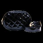 Belt Bag - Quilted Black
