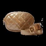 Belt Bag - Quilted Beige