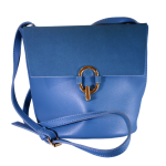 Handbag - Bucket Bag Blue