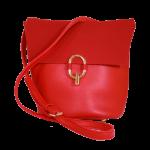 Handbag - Bucket Bag Red