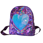 Backpack - Heart window