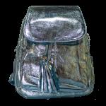 Backpack - Metallic Light Blue