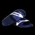 Footwear - Flops - Blue & white