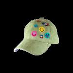 Cap Emoji Green