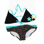 Bikini -Stars - Blue