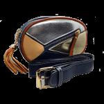 Belt Bag - Pastel Colour Block