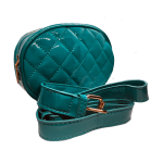 Belt Bag - Quilted Turquoise