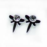 Stud Earring - Dragonfly Jewel