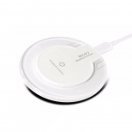 Tech - Round Wireless Phone Charger